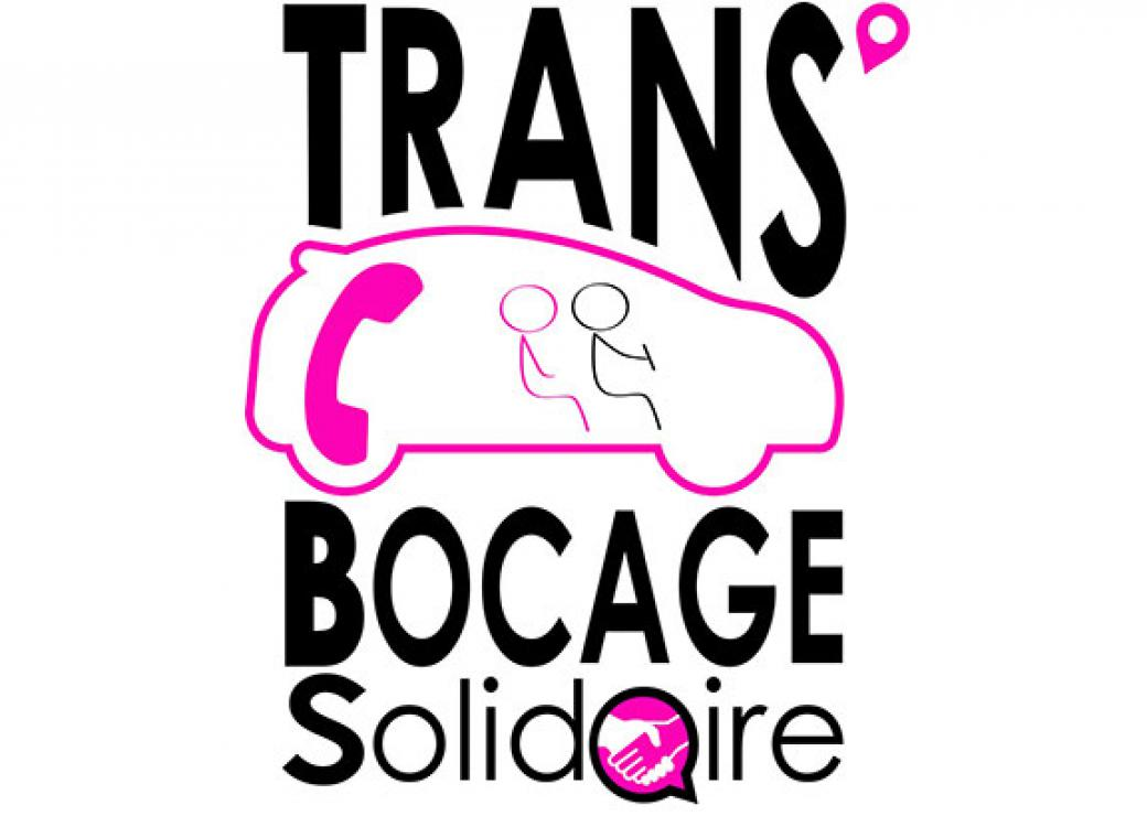 Logo Trans Bocage Solidaire