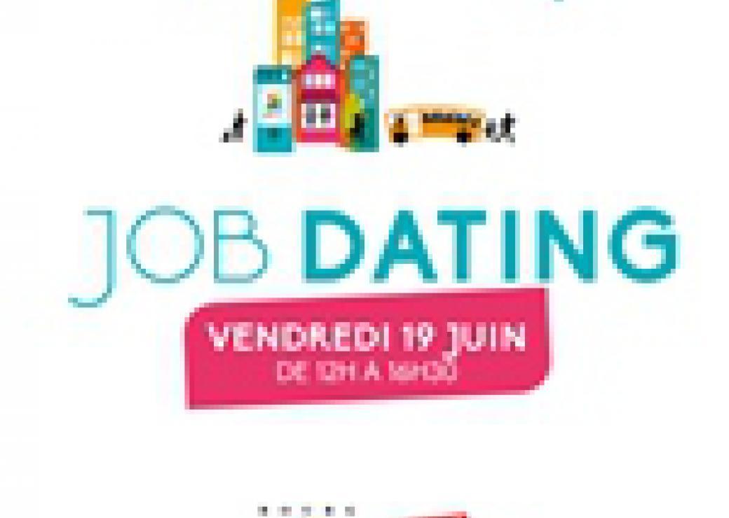 Job dating bourg en bresse