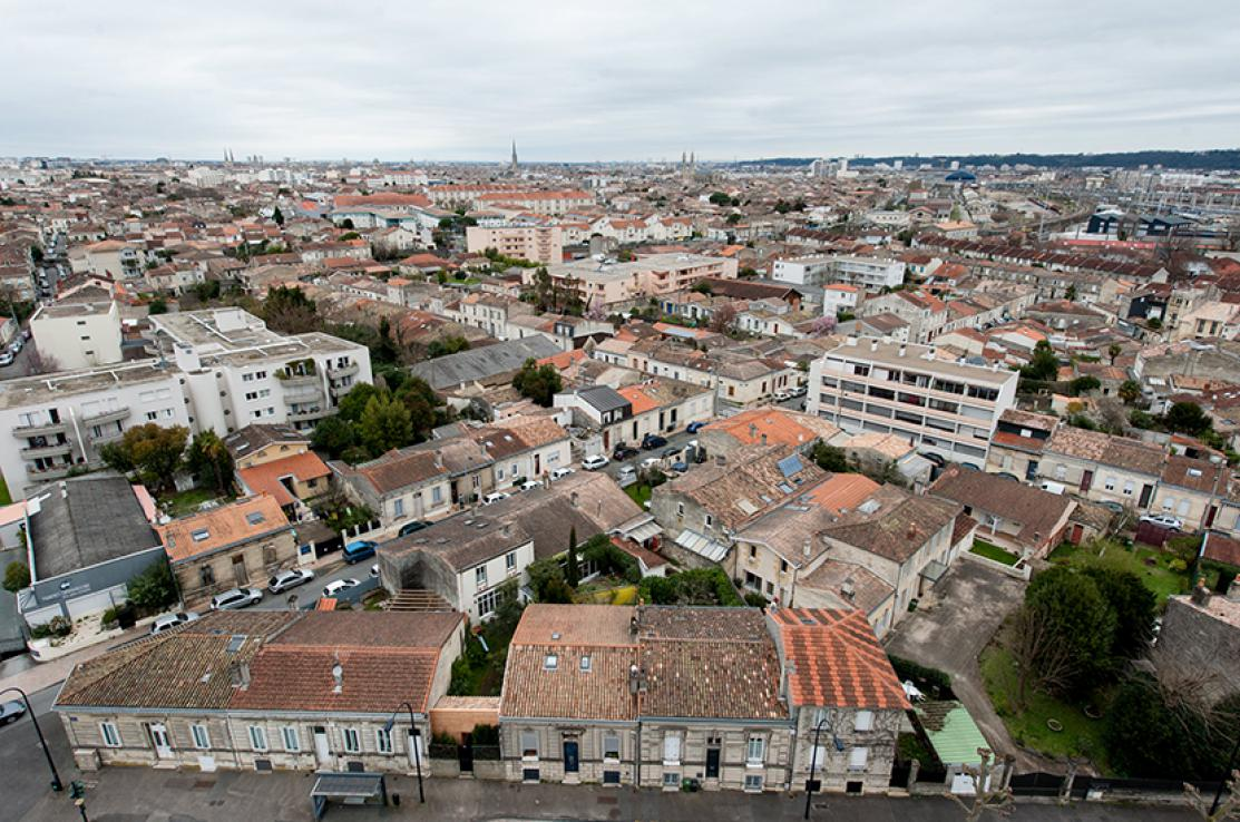 Quartier de la gare Saint Jean, immobilier, logement, architecture, urbanisation Bordeaux
