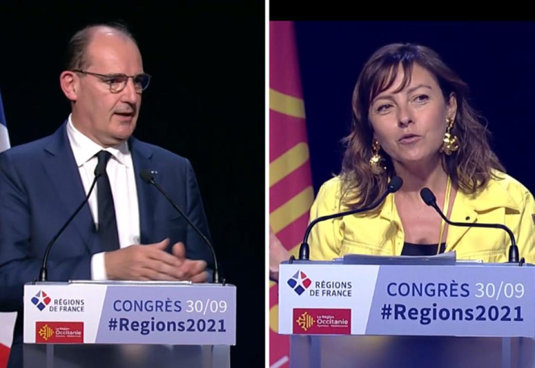 Congrès des régions : le dialogue avec l'Etat piétine