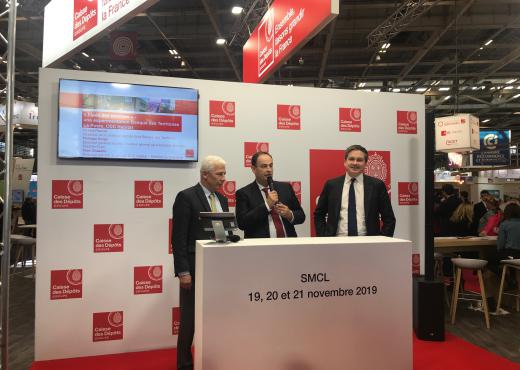 SMCL 2019 - signature convention Place des services
