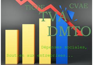 finances locales / crise
