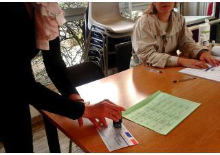 Bureau de vote Montreuil