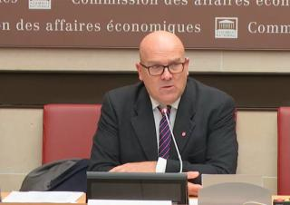 Audition du rapporteur Bruno Bonnell