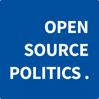 Logo Open Source politics