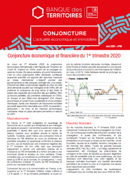 Couverture Conjoncture N°86